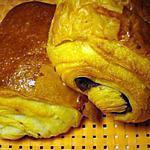 recette Petits pains au chocolat( façon maison)