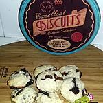 recette Cookies aux éclats de Carambar