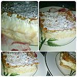 recette Kremšnita- Mille feuille croate / slovène
