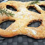 recette Fougasse lardons
