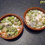 recette cassolettes de homard en croute