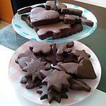 recette Sablés au cacao