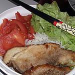 recette Salade bowl asiatique