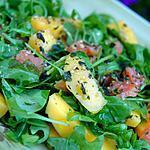 recette Salade marine