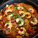 recette Jam balaya Cajun ou la Paella de nos ancêtres Acadiens de Louisiane