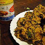 recette Croquettes de poisson à la façon thaïe