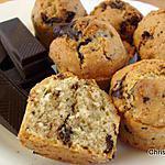 recette Petits gâteaux aux pépites de chocolat (pour utiliser vos blancs d'oeuf)