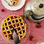 recette Cherry pie (tarte à la cerise)
