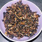 recette Poélee de champignons (compatible dukan)