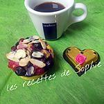 recette gâteau ricotta noix de coco et fruits rouges