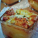 recette clafoutis au jambon et émmental sans gluten