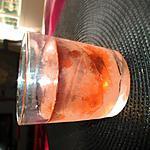 recette recettes eau  de fraises,  sirop  de fraises