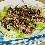 recette Sardines grillées à la mode sarde