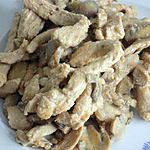 recette Emincé de dinde au tofu (compatible dukan)