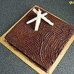 recette gâteau chocolat de Cyril Lignac