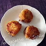 recette Boulettes de bœuf au fromage