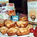 recette recette simple de muffin's salé
