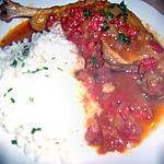 recette cuisses de canard a la provençale