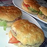 recette Sandwich bagnat au thon