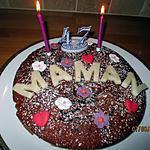 recette gâteau anniversaire