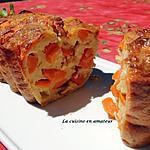 recette Cake carottes et cumin