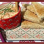 recette Rillettes aux deux saumons et ciboulette