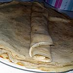 recette Pâte a crêpe sans oeufs
