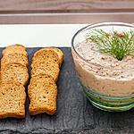 recette Rillettes marines au piment d'Espelette