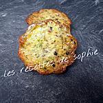 recette Flan aux champignons et lardons