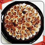 recette Brownie meringué (pour mes 41 ans)