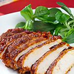 recette Escalope de poulet au paprika sans gluten