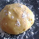 recette Pâte sucrée à l'huile de noix de coco pure