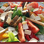 recette Salade Brasero