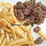 recette Corned de beef en salade