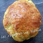 recette Muffins courgettes et parmesan