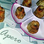 recette Canelés a la sardine et au chorizo