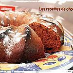 recette Tourbillon à la danette (chocolat-noisette)
