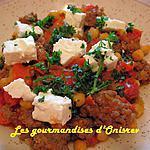 recette Chili aux pois chiches
