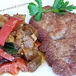 recette Escalope de veau panée