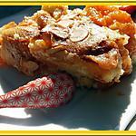recette Clafoutis aux abricots et aux amandes