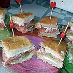 recette Burger au saumon ail et fines herbes