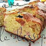 recette Le classique (cake lardons-emmental)