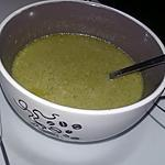 recette Velouté de poireau thermomix