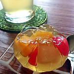 recette Gelée d'agar-agar aux fruits