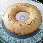 recette Gâteau à la noisette