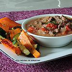 recette Hachis de viande aux épices cajun