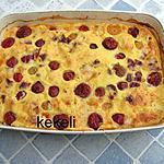 recette Flan aux tomates cerise