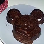 recette Gâteau Mickey au Nesquik