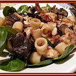 recette Salade de pâtes à l'italienne