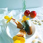 recette Esquimaux abricot et crème d'amandes (vegan, sans lactose)